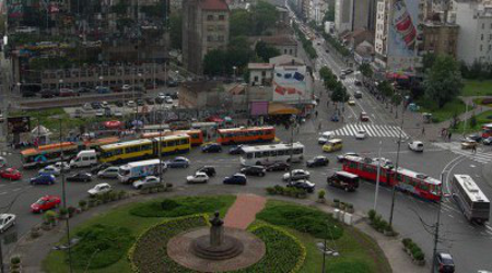 Белград - Трг Славиjа