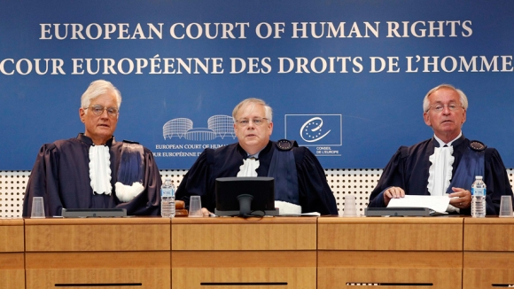 Заседание Европейского Суда