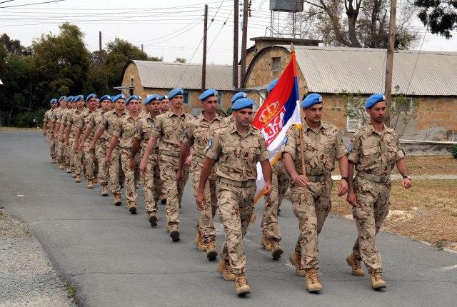 Сербские миротворцы
